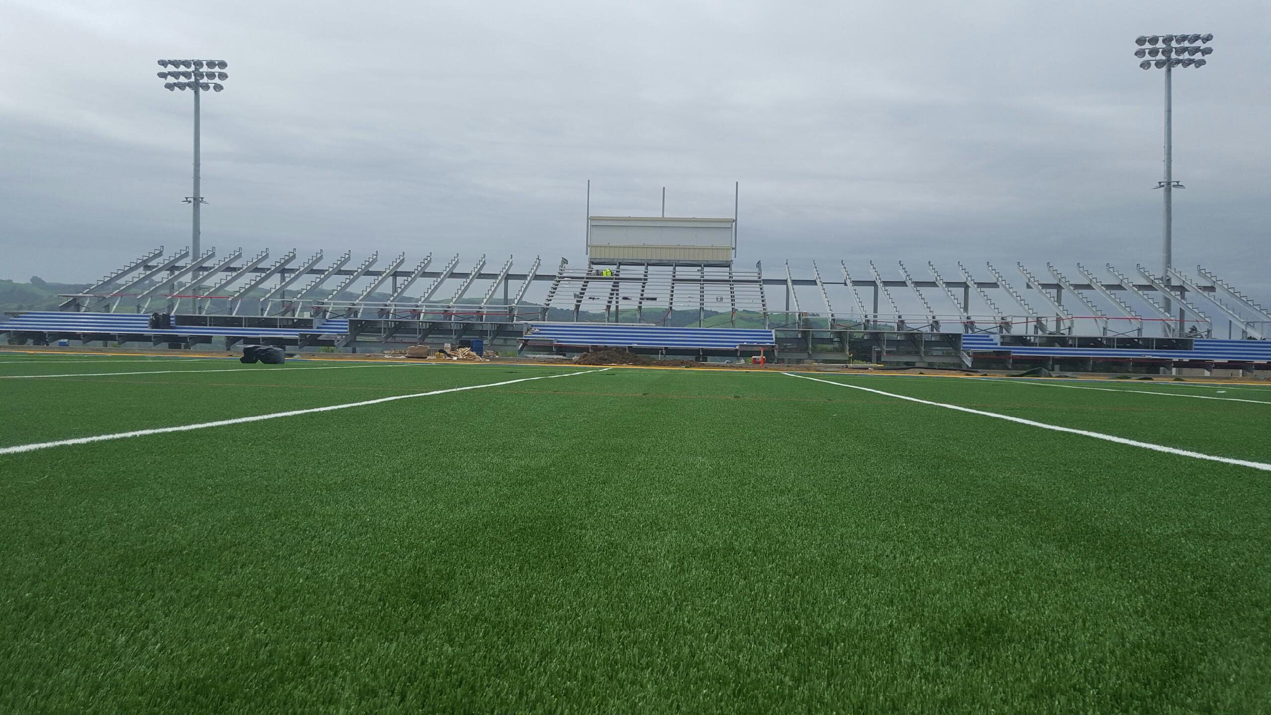 BHS field 1